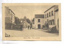 LUXEMBOURG - Born S. Sure - Vue Générale. Carte RARE - Echternach