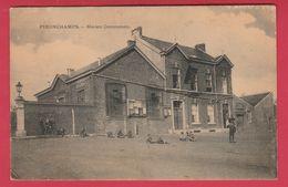 Pironchamps - Maison Communale - 1932 .( Voir Verso ) - Farciennes