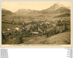 38 LIGNE DE LA MURE. Vallée Du Champsaur Et Mont Obiou - Autres Communes