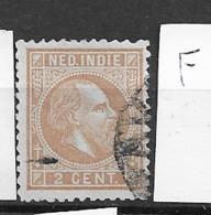 1870 USED Nederlands Indië NVPH 6F - Niederländisch-Indien