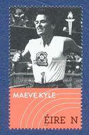IRLANDE Maeve Kyle, Athlète Olympique Irlandaise Et Joueuse De Hockey Neuf **. - Ongebruikt
