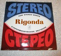 Rigonda - How Stereo Works - World Music