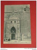 GEEL - GHEEL -  Ingang Der Ste Dimphna Kerk Gebouwd In 1449 - - Geel