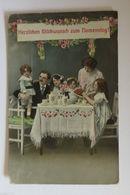"""""""Namenstag, Frauen, Männer, Kaffee"""" 1919 ♥  - Holidays & Celebrations"""