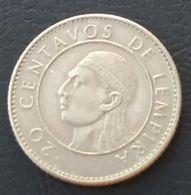 HONDURAS - 20 CENTAVOS 1978 - KM 83 - Honduras