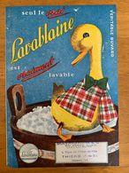 1 BUVARD LAVABLAINE - Textile & Vestimentaire