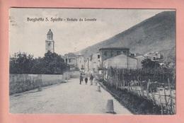 OLD POSTCARD ITALY - ITALIA -  BORGHETTO S. SPIRITO - Savona