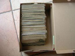 LOT DE + DE 600 CARTES POSTALES 9X14 ( VRAC ) CPA/ CPSM - 500 CP Min.