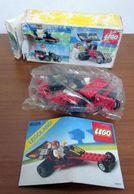 LEGO LEGOLAND DRAGSTER 6526  NUOVO 1989 CON ISTRUZIONI NEW - Lego Technic