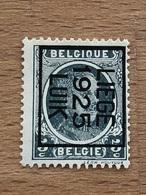 126B Liège 1925 Luik Rare Cote 3000FB - Typos 1922-31 (Houyoux)