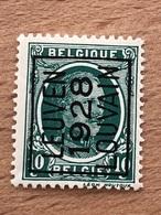 181A Leuven 1928 Louvain Pas Fréquent Et Neuf XX RR - Typos 1922-31 (Houyoux)