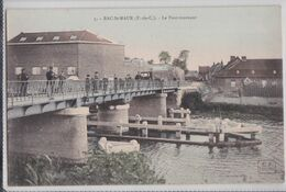 62 BAC-SAINT-MAUR - Le Pont-Tournant CF Estaires Editeur Couleurs - Frankreich