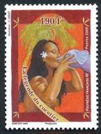POLYNESIE 2009 - Yv. 897 ** TB - Légende Du Cocotier  ..Réf.POL25318 - Polinesia Francesa