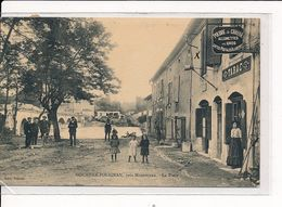 GOURDAN-POLIGNAN : La Place - Très Bon état - France