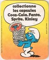 Sous-bock - Collectionne Les Capsules Coca-Cola, Fanta, Kinley - Sous-bocks