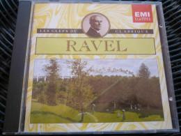 Ravel: Boléro-Tzigane-Jeux D'eau-Daphnis Et Chloé.../ CD EMI Classics 4-78793-2 - Classique