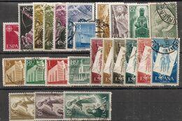 1956-1957-años Completos-USADO - Spanien