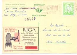 Belgique Publibel N° 2458 NF - Stamped Stationery