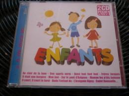 Enfants: Au Clair De La Lune-une Souris Verte.../ Double CD EMI - Kinderlieder