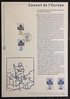 France - Document Philatélique - Premier Jour - FDC - Conseil De L'Europe - 2003 - 2000-2009