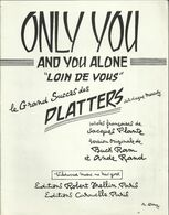 """""""Only You"""" """"Loin De Vous"""" Le Grand Succès Des Platters - Musique & Instruments"""