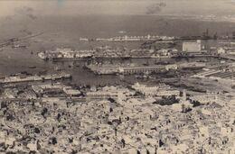 CASABLANCA - Vue Aérienne Du Port - Casablanca