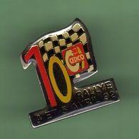 RALLYE *** 10è RALLYE CEDICO *** 1018 (29) - Automobilismo - F1