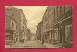 C.P. Jodoigne =  Rue  St-Jean : Ecole  Moyenne - Jodoigne