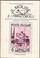 IL MOLISE E I FRANCOBOLLI - Libro - Timbres