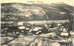 TROIS-PONTS   Panorama - Trois-Ponts