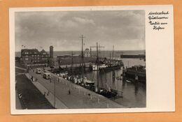 Cuxhaven Germany 1940 Postcard Feldpost - Cuxhaven