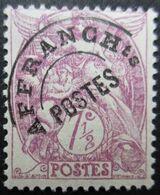 FRANCE Préoblitéré Type Blanc N°42 Sans Gomme - 1900-29 Blanc