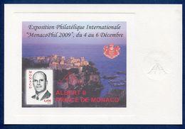Monaco - Epreuve - Exposition Internationale - MonacoPhil - 2009 - Monaco