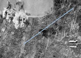 Photo 1939-45 BOMBARDEMENT SAINT NAZAIRE - 1939-45