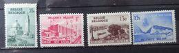 BELGIE  1938    Nr. 484 - 487       Postfris **   CW 15,00 - Nuovi
