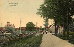 Amstelveen,Aanlegplaats, Haven, 1908 - Amstelveen