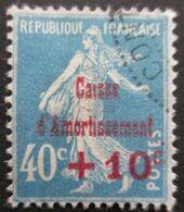 FRANCE Semeuse N°246 Oblitéré - 1906-38 Semeuse Camée