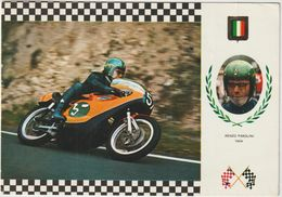 Sport  Moto : Renzo   Pasolini ,  Italie-italia - Sport Moto
