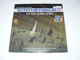 Disque 33 T, Réf: CB 321. Synthétiseur 2. Les Plus Grands Thèmes Pub TV. - Vinyl Records