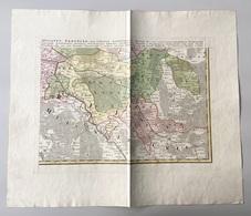 Ducatus Saxoniae 1752 - Topographische Karten
