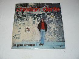Disque 33 T, Réf: LDX 74636. Christian Dente. Les Gens étranges. - Disco, Pop