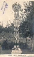 07 - 2020 - CANADA - Indian Totem  Alberni - Canada