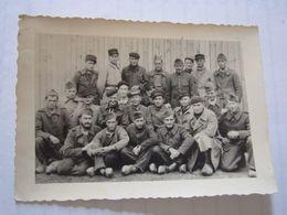 GROUPE SOLDATS STALAG 369 - Guerra, Militares
