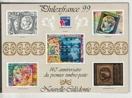 Nouvelle Calédonie 1999 Philexfrance BF 22 ** MNH - Blocchi & Foglietti