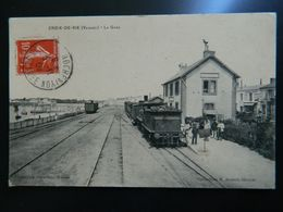 CROIX DE VIE                     LA GARE - Saint Gilles Croix De Vie