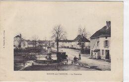 Haute-Saône - Roche-sur-Vannon - La Fontaine - Andere Gemeenten