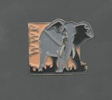 PINS PIN'S ANIMAL ELEPHANT WWF METAL - Animali