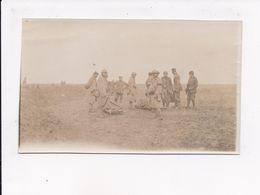 PHOTO MILITARIA Evacuation De Blessés Plateau Et Boyau De Paissy Lot De 3 - War 1914-18