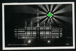 AK/CP Propaganda  Hitler In Wien   Nazi     Gel/circ.1938   Erhaltung/Cond. 1-  Nr. 01082 - Guerra 1939-45