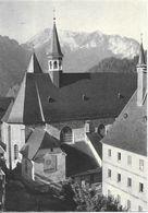 Monastère De La Grande Chartreuse - Eglise Conventuelle Et Vue Sur Le Charmant Som - Chartreuse